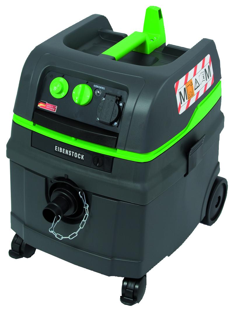 Industriestofzuiger DSS 25 M 1400 Watt - inhoud 25 liter Stofklasse M