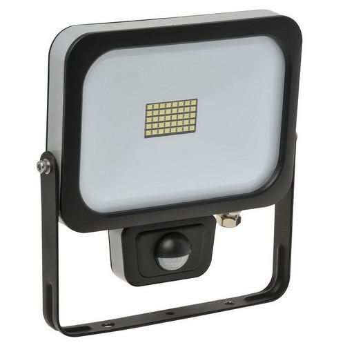 LED-straler SL20 Slimline 20W 4000K met sensor
